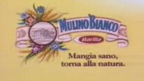 Un nuovo episodio della Famiglia Mulino Bianco: 1998